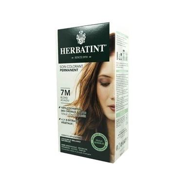 Herbatint  Saç Boyası 7M Blond Acajou - Mahogany Blonde Kahve